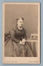 PRINCESS HELENA AUGUSTA VICTORIA, UK., H.J. WHITLOCK, CDV PHOTO