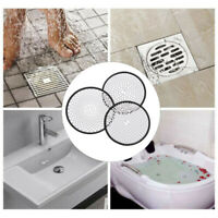 Bathroom Stainless Steel Shower Sink Strainer Filter Hair Catcher Drain Cover