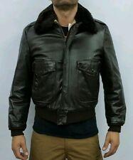 Chaqueta Cooper USA Flight jacket G1 A2 cafe racer leather piel Talla 40 moto