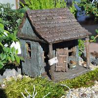 Fairy Garden Gnome, Hobbit Fairies Wharf Miniature House Cottage NIB