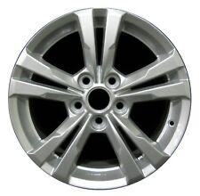 "17"" Chevrolet Equinox 10 11 12 13 14 15 16 Factory OEM Rim Wheel 5433 Silver"
