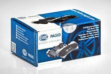 HELLA Pagid Brake Pad Set Front T2239 fits Volkswagen Golf 1.4 TSI Mk7 (103kw...