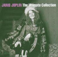 "JANIS JOPLIN ""THE ULTIMATE COLLECTION"" 2 CD NEUWARE"
