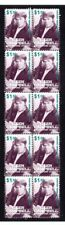 GLEN CAMPBELL COUNTRY MUSIC STRIP OF 10 MINT VIGNETTE STAMPS 2