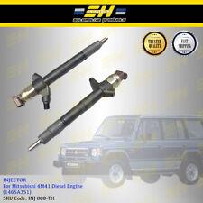 Genuine Injector For Mitsubishi Pajero Triton Montero Sport 3.2L 4M41 (1465A351)