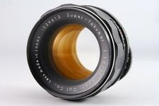 [Exc++] Pentax Super Takumar 55mm f/1.8 M42 Screw Mount Lens from Japan #5489