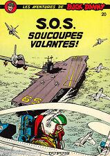 Buck Danny T20 - S.O.S. Soucoupes Volantes - Eds. Dupuis - 1980