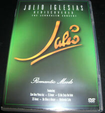 Julio Iglesias Rediscovered (All Region) DVD - Like New