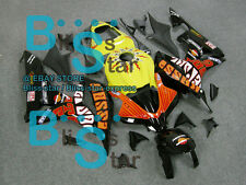 Decals INJECTION Fairing Bodywork Kit Fit HONDA CBR600RR 2007-2008 009 A1