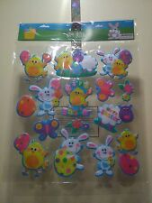 Happy Easter Sticker Decoration