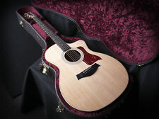 Taylor 214ce Koa Deluxe Grand Auditorium w/ Case
