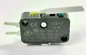 Lema Electrics KW-7 Micro Switch