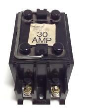I-T-E 30A 1PH 240VAC FUSE BLOCK FP32
