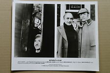 (X11)US-Pressefoto MICHAEL CAINE/BEN KINGSLEY - Without Clue 1988 #1