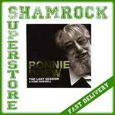 RONNIE DREW THE LAST SESSION - NEW CD - IRISH FOLK