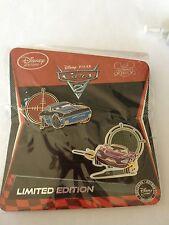 "Holley Shiftwell Rod ""Torque"" Redline Limited Edition Le 350 Disney Cars 2 2011"