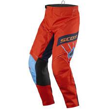 SCOTT Hosen 350 Dirt Blue-orange 34
