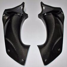Kawasaki ZX14/ZZR1400 2006-2009 Dash Panels - Carbon Fiber
