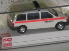 Chrysler Voyager Österreich Polizei 44610 Busch 1:87 OVP