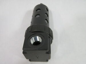"Parker 05F22AA Mini Filter Regulator 3/8""NPT 150PSI 40 Micron ! WOW !"