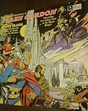 The Official Adventures Of Flash Gordon Buster Crabbe LP