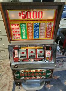 1974 Bally Slot Machine