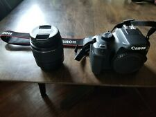 Canon EOS 4000D 18MP Digital SLR Camera Kit with 18-55mm EF-S f/3.5-5.6 Lens
