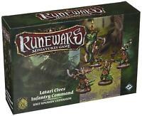 Latari Elves Infantry Command Unit Expansion - Runewars Miniatures Game