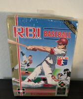 New R.B.I. RBI Baseball Unlicensed Tengen Nintendo NES Sealed