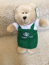 Aprons Bearista Bear Edition Starbucks Hong Kong NEW Limited Us Seller Tumbler