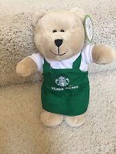 Aprons Bearista Bear Edition Starbucks Hong Kong NEW Limited Us Seller Tumbler