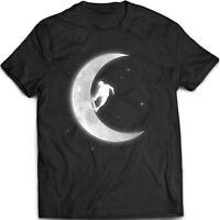 Skate On The Moon / Skater / Skateboard - Men's Women's Unisex - T Shirt (S-5XL)