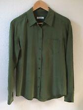 Équipement kaki chemise en soie (taille S)