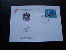 AUTRICHE - enveloppe 1er jour 21/3/1997 (B7) austria