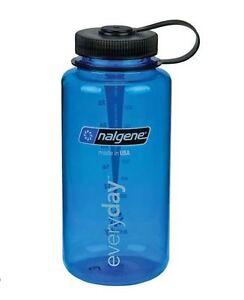 1 Litre Nalgene Tritan Wide Mouth Water Bottle / Canteen / Flask