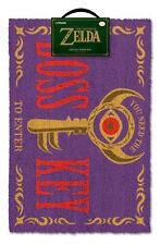 The Legend Of Zelda (Boss Key) Doormats GP85082  DOOR MAT 60 X 40cm
