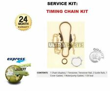 FOR VAUXHALL OPEL FRONTERA 2.4 8V PETROL 1991-1995 TIMING CHAIN KIT OE
