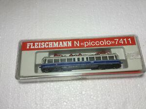 Fleischmann piccolo 7411 Modellbahn Spur N Elektrolok Baureihe 491