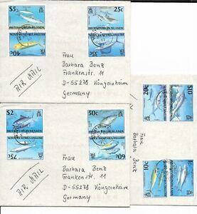 British Virgin Islands @ Fish 3 covers @ Vir.32