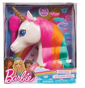 JP Barbie Barbie Dreamtopia Unicorn Styling Head