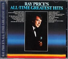 RAY PRICE – All-Time Greatest Hits (Sony Music A 54504, USA - 2002)