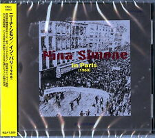 Nina Simone-In Paris-Japan CD C65