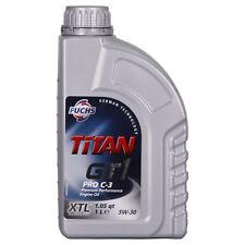 Fuchs Titan GT1 Pro C-3 5W-30  1 Litres Boîte