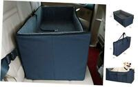 A4Pet Pet Lookout Booster Car Seat/Raised Pet Bed at Home for 2 Small Dogs,