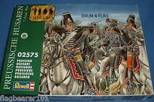 REVELL 02575. CAVALLERIA PRUSSIANA USSARI-SETTE ANNI DI GUERRA 1/72 SCALA. 15 cifre.