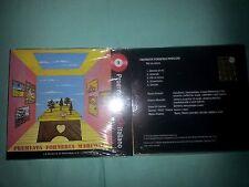 PREMIATA FORNERIA MARCONI  PROGRESSIVE ROCK ITALIANO CD  NUOVO SIGILATO