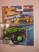 Hot Wheels 2018 Monster Jam Gas Monkey Garage Epic Additions 2/15 1:64