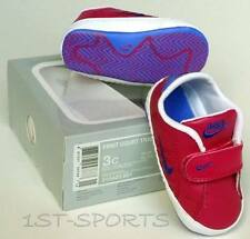 Nike Leather Baby Trainers with Hook & Loop Fasteners