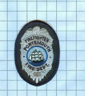 Fire Patch - Portsmouth Firefighter