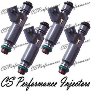 OEM Denso Fuel Injectors Set for 2007 Saturn Aura 2.4L L4 12-Hole Nozzle 2.4